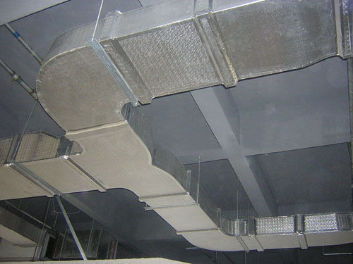Industrial Ventilation Ducts : Air ducts a matter of balance