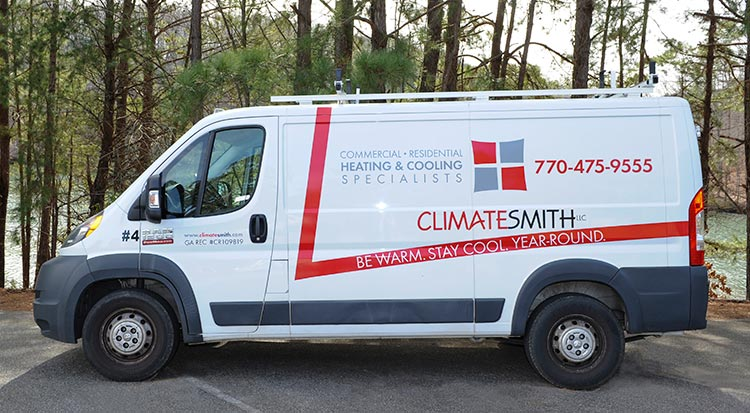 ClimateSmith Vehicle